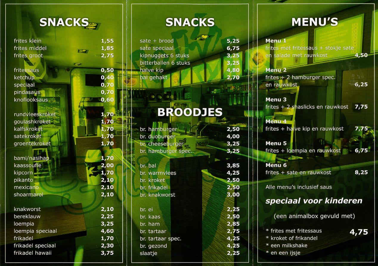 Friendly's Cafetaria - Friendly's Cafetaria